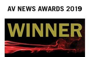 AV NEWS AWARDS 2019 WINNER