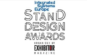 ISE STAND DESIGN AWARDS 2018