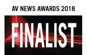 AV NEWS AWARDS 2018 FINALIST