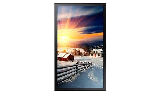 "85"" 4K UHD Outdoor & Window OHN-S Series"