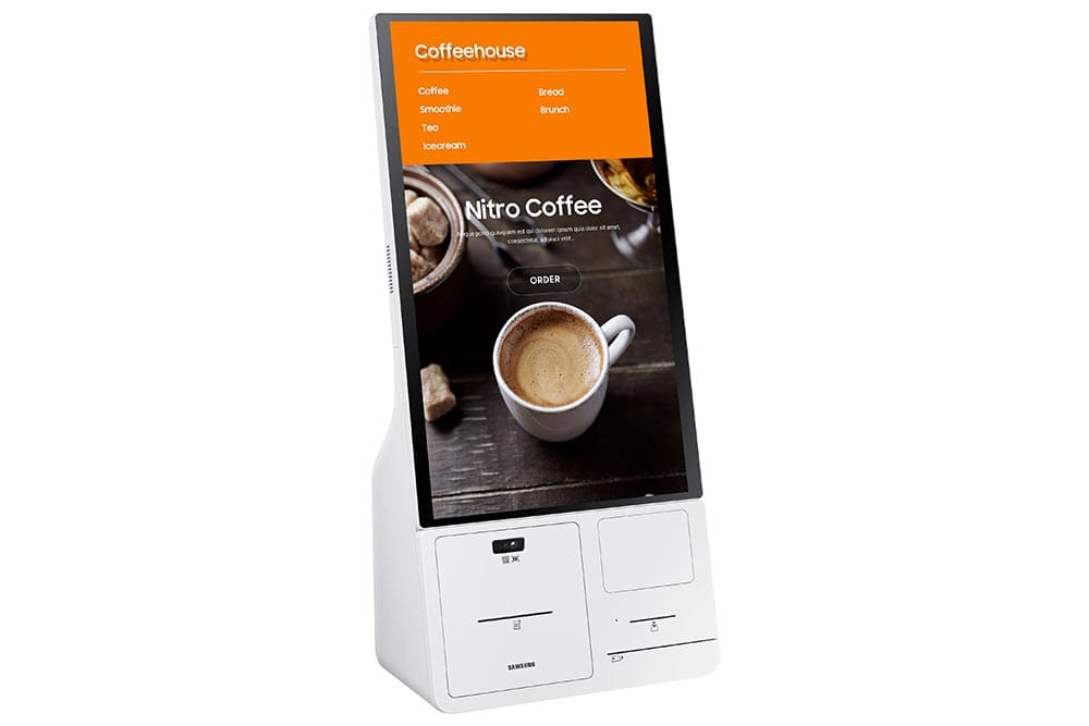 """24"""" Interactive Display KMA series - KM24A L-Perspective Connect box"""