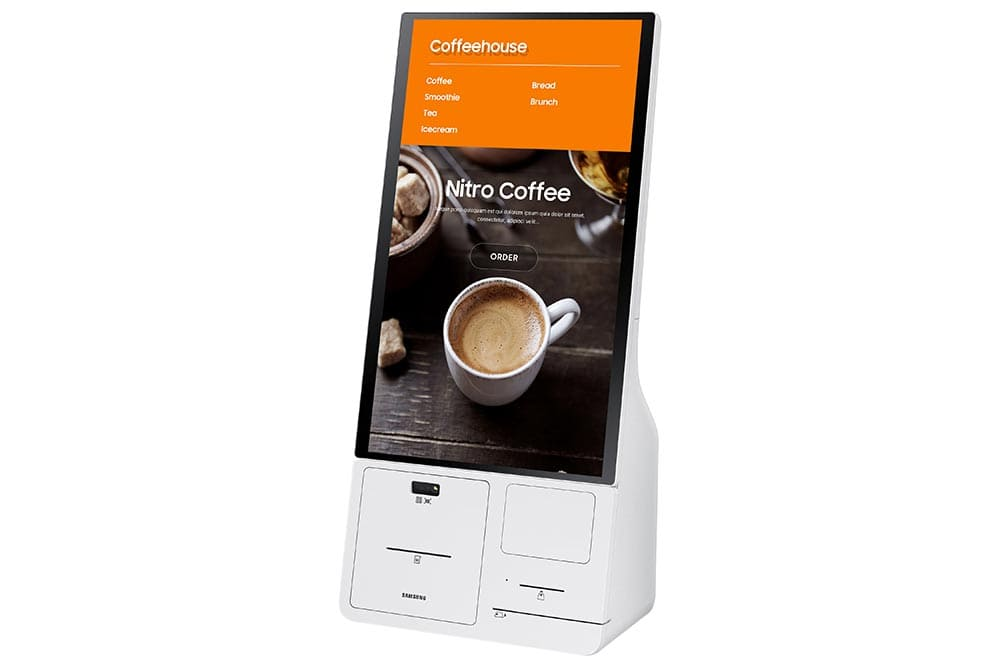 """24"""" Interactive Display KMA series - KM24A R-Perspective Connect box"""