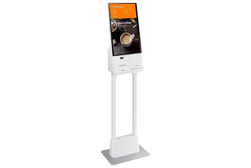 """24"""" Interactive Display KMA series - KM24A L-Perspective Stand"""