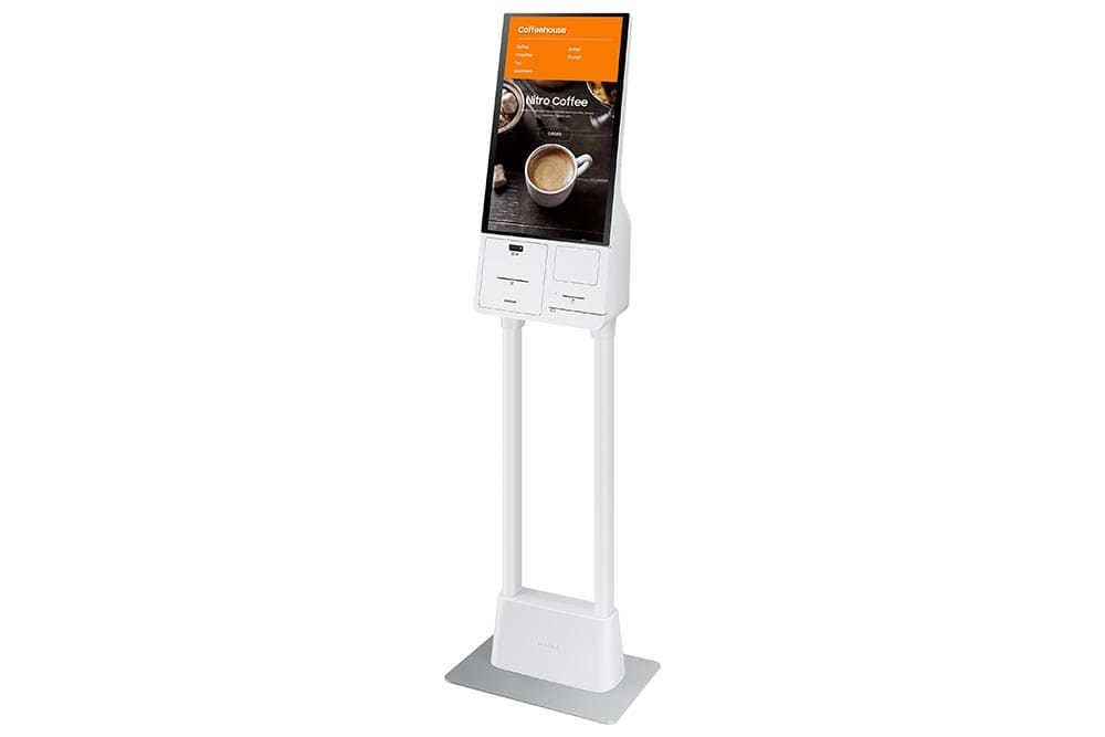 """24"""" Interactive Display KMA series - KM24A R-Perspective Stand"""