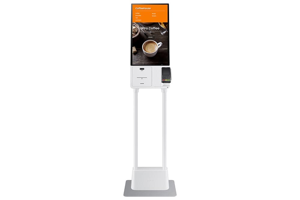 """24"""" Interactive Display KMA series - KM24A Front Stand"""