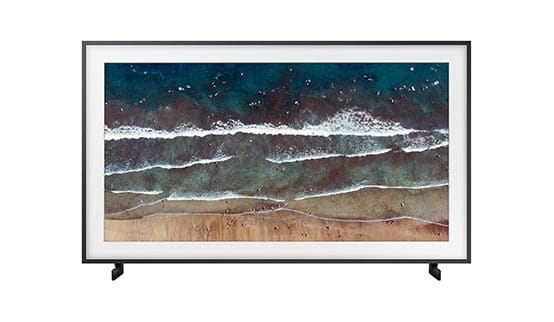"75"" 4K UHD Hospitality Lifestyle The Frame Series North America"