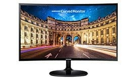 curved monitor - C24F390
