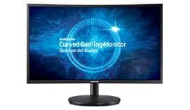 curved gaming monitor - C27FG70