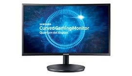 curved gaming monitor - C24FG70