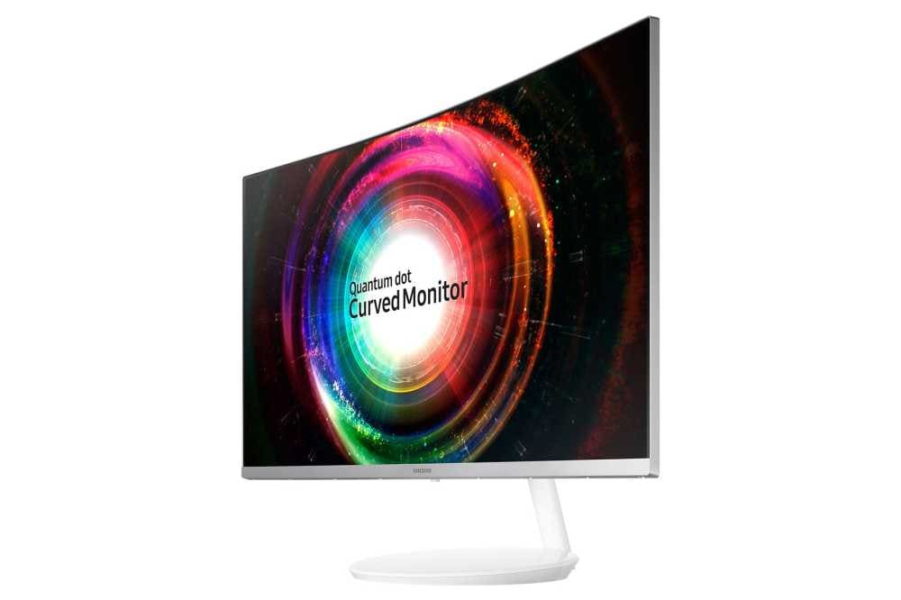 27 Samsung gaming curved monitor  ch71 series