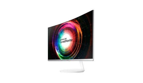 curved monitor - C32H711
