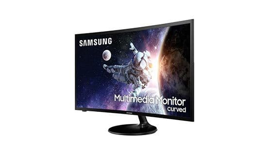 """32"""" Curved monitor CF39M Series"""