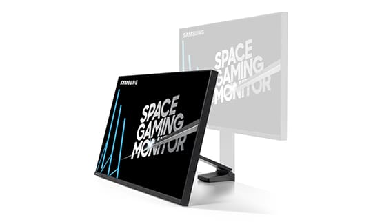 "32"" Flat Gaming monitor SR75Q Series"