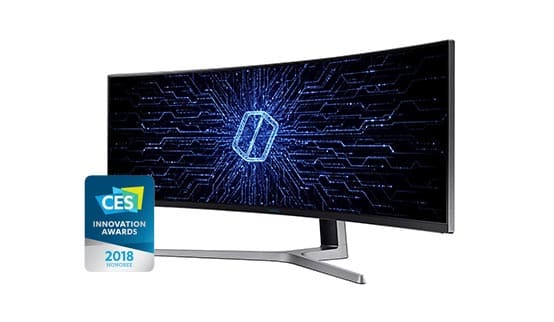 "49"" Curved Gaming monitor CHG90 Series"