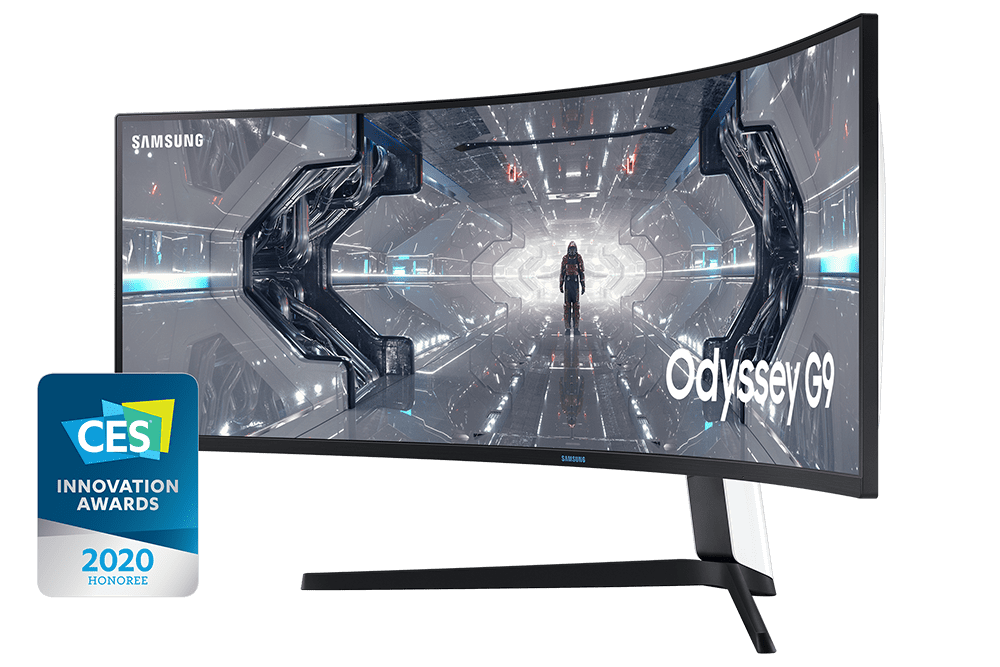 49 Samsung gaming curved monitor  g9 series
