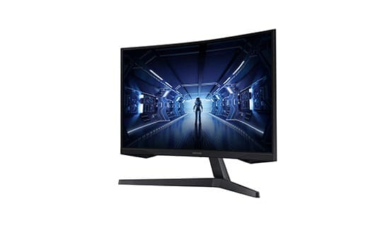 Curved monitor C27G55T