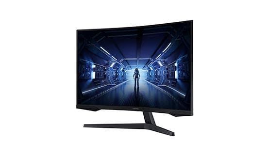 """32"""" Curved monitor G5 Series"""
