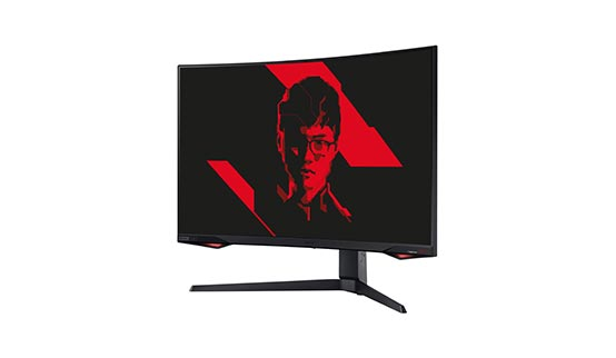 "32"" Curved Gaming monitor G7 T1 Faker Edition"