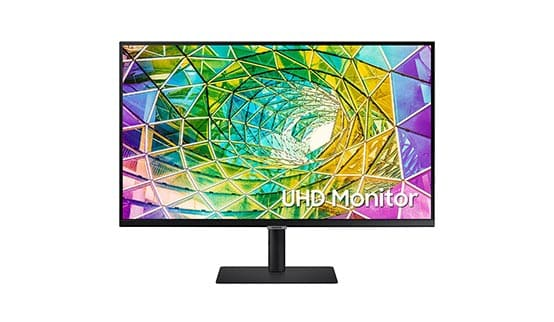 """32"""" Flat Business monitor S80A Series"""