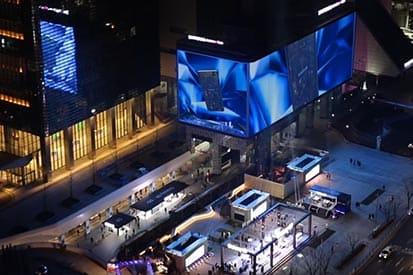 Samsung LED Signage: The story behind the largest in Korea