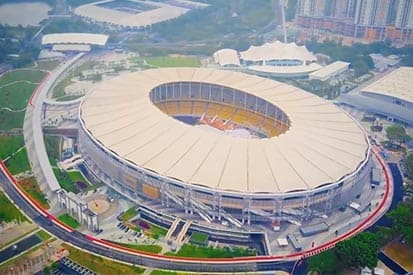 National Stadium, KL Sports City