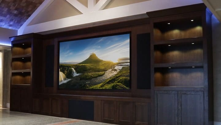 LED for Home creates one-of-a-kind viewing experience success story