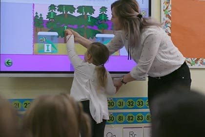 Samsung education- Why early childhood educators love teaching with Samsung Flip