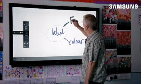 Interactive Whiteboard Product Demonstration @ Bolsover C of E Junior School