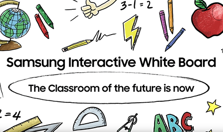 Samsung Interactive Whiteboard for Education