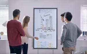 Samsung E-board : Flip Creativity