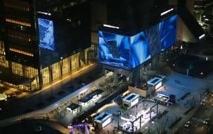 Samsung LED Signage : The story behind the Largest in Korea