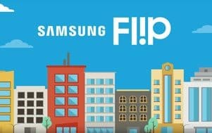 Samsung Flip enhanced features