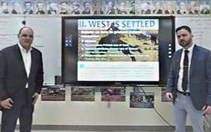 Interactive Whiteboards Advance Learning at The King`s Academy