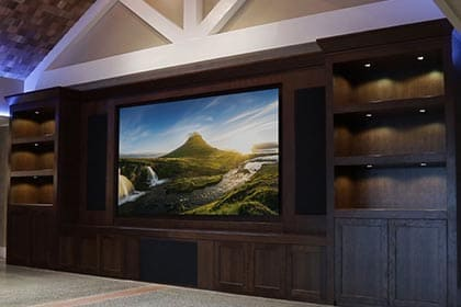 [Case Study] LED for Home creates one-of-a-kind viewing experience