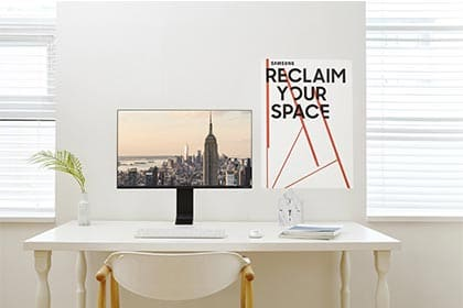 Samsung Space Monitor (SR75) Feature Video
