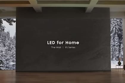 Samsung LED for Home: Bring Inspiration Home