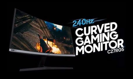 240Hz Curved Gaming Monitor C27RG5: Introduction Video