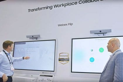 Samsung + Cisco: Transforming Workplace Collaboration