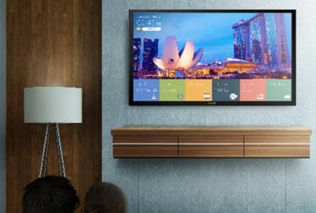 Samsung Hospitality Displays HE460 47X Series