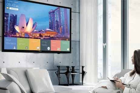 Samsung Hospitality Displays HE590 690 Series