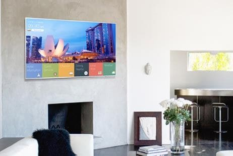 Samsung Hospitality Displays HE890U Series