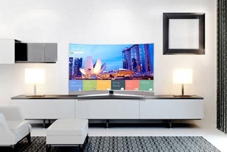 Samsung Hospitality Displays HE890W Series