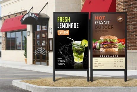 Samsung SMART Signage Outdoor Display OHF Series