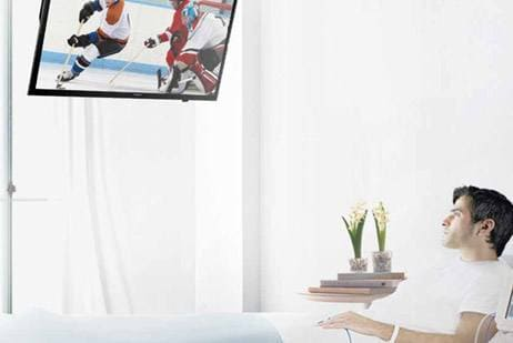 Samsung SMART Hospitality Display for Healthcare