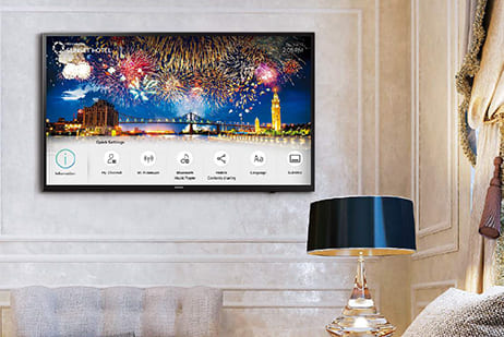 2018 Smart Hospitality Displays Catalog