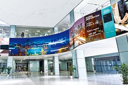 Samsung Smart LED Signage IF Series catalog