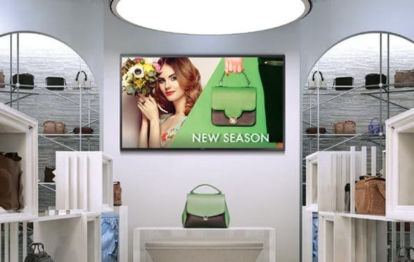 Samsung SMART Signage QBH Series