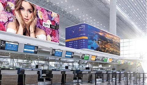Samsung SMART LED Signage IFR Series