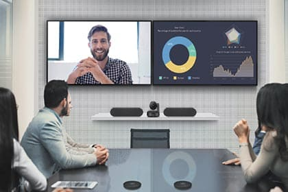Powerful collaboration solutions for home or office