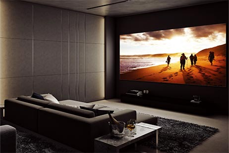 Designing for Luxury Entertainment Rooms